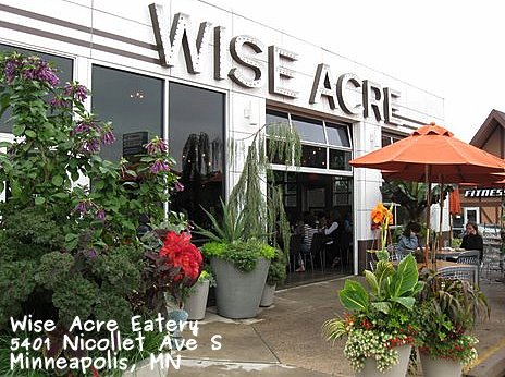 A photo of Wise Acre Eatery's Patio