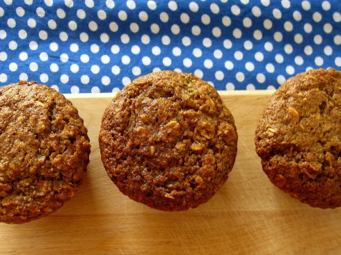 A photo of the Muffins