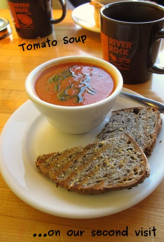A photo of Tomato Soup