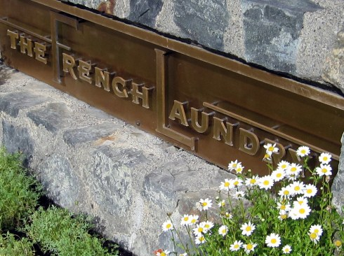 A photo of the French Laundry