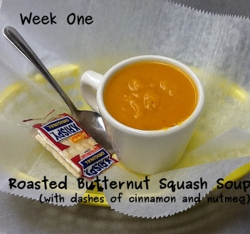 A photo of Butternut Squash Soup