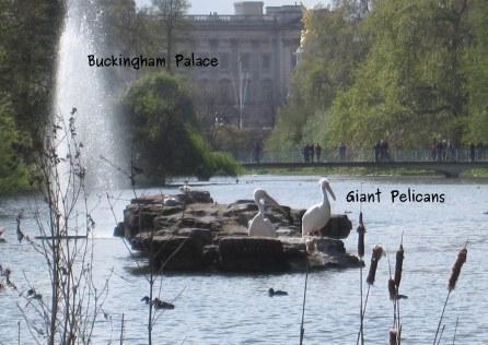 A photo of a London Park