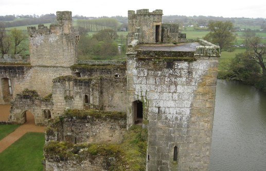 A photo from the castle tower