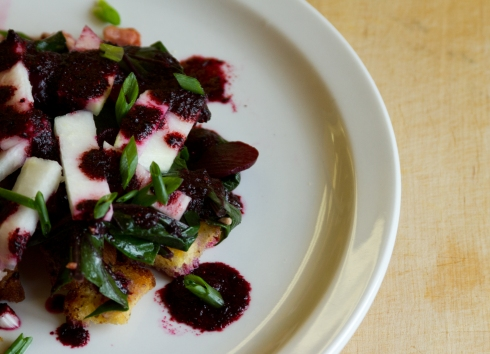 Photo of Beet Berry Salad