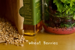 Photo of Wheat Berries