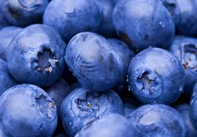 Photo of Blueberries from Focus 28 Diet website