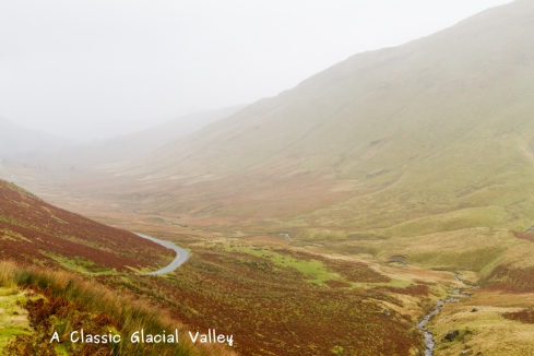 Photo of Glacial Valley in Lake District