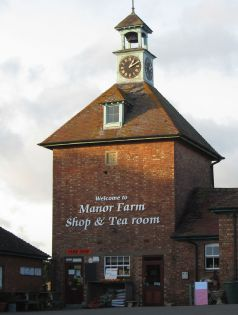 A photo of Manor Farm