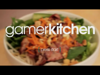 Photo and link to GamerKitchen