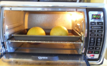 Photo of Squash in Oven