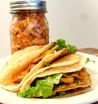 Photo of Kimchi Tacos