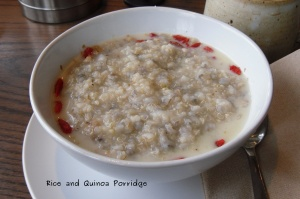Photo of Rice Porridge