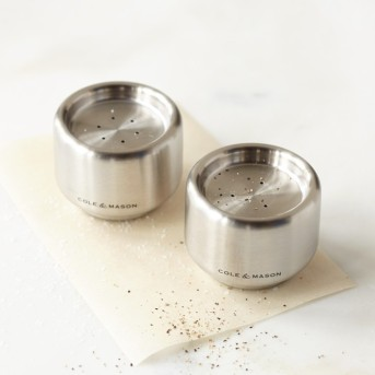 Photo of Salt and pepper shakers