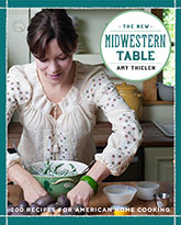 Photo of The Midwestern Table Book Cover