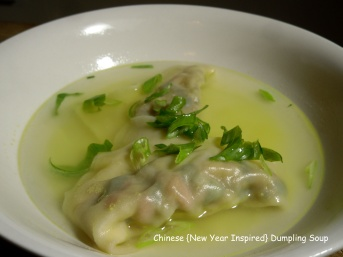Photo of Dumpling Soup