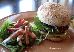 Photo of Green Burger